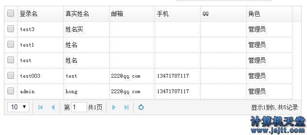 easyui datagrid数据表格如果设置行高